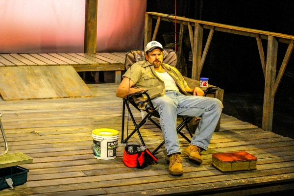 Photo Flash: First Look at 4th Street Theatre's THE MAN-MADE ROCK