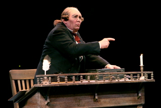 BWW REVIEW: 'A CHRISTMAS CAROL' IS A TIMELESS TRADITION AT NORTH SHORE MUSIC THEATRE
