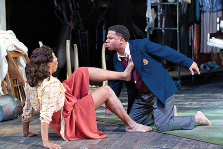 Photo Flash: First Look at Tim Campbell,  Sara Topham and More in A MIDSUMMER NIGHT'S DREAM