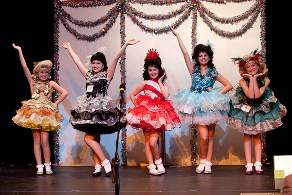 Photo Flash: First Look at Pantochino's New Musical GLITZ!