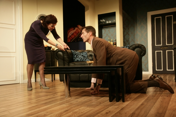 Photo Flash: First Look at The English Theatre of Hamburg's TOUCH AND GO