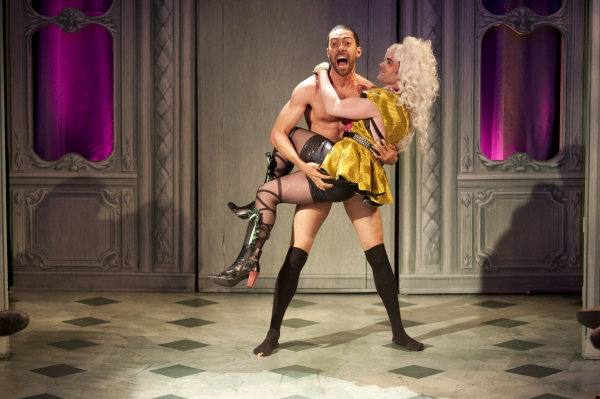 Photo Flash: First Look at Amy Freed's RESTORATION COMEDY at The Flea
