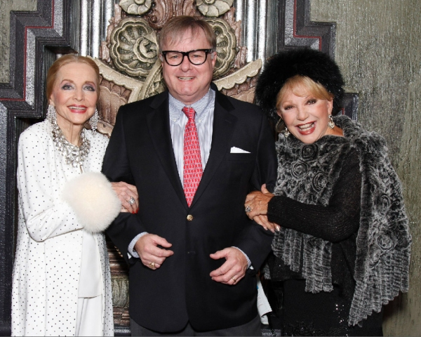 Anne Jeffreys, Jonathan Weedman and Ruta Lee