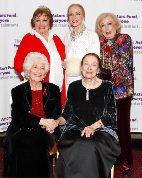 Legendary Ladies - Charlotte Rae, Pat Marshall, Anne Jeffreys, Patricia Morison and Jane Kean