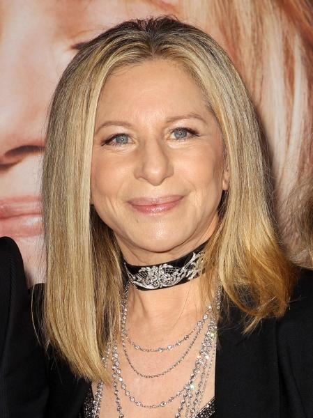 Barbra Streisand at Barbra Streisand, Seth Rogen & More at LA Premiere of THE GUILT TRIP