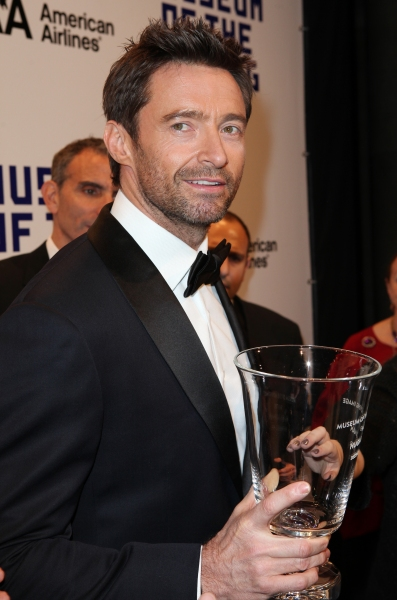 Photo Coverage: LES MIS Cast Celebrates Hugh Jackman at Museum of the Moving Image Salute