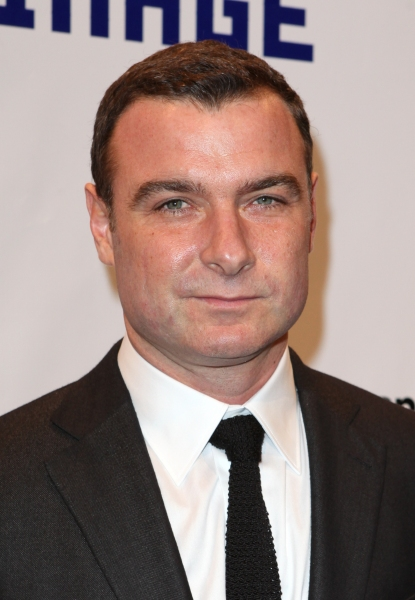 Liev Schreiber  at LES MIS Cast Celebrates Hugh Jackman at Museum of the Moving Image Salute