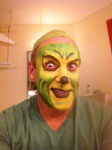 BWW Blog: Steve Blanchard of Old Globe's HOW THE GRINCH STOLE CHRISTMAS - More Grinchy News