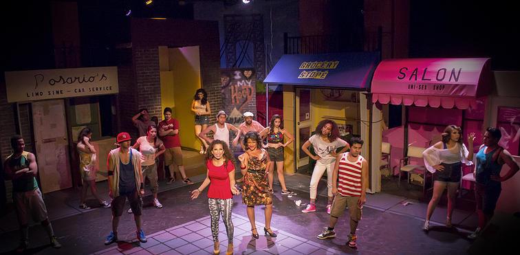 Teatro Nuevos Horizontes Presents IN THE HEIGHTS West Coast Regional Premiere thru Dec 22