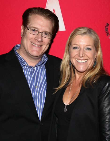 Photo Coverage: Inside Opening Night of WHAT RHYMES WITH AMERICA