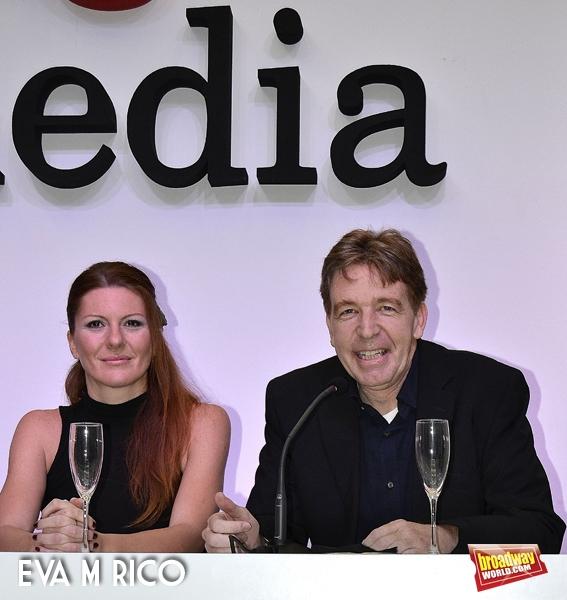 Miriam Madrid y Javier Munoz