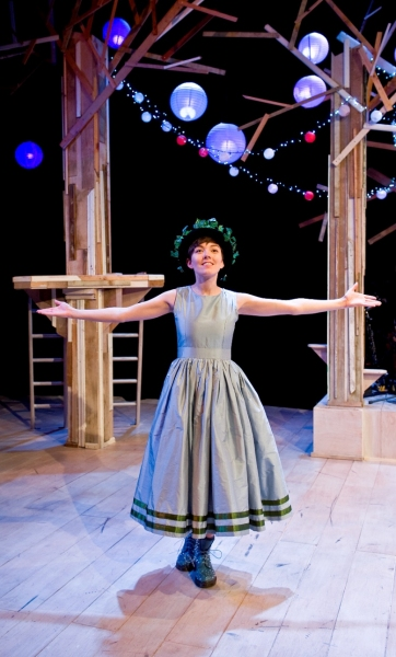 Photo Flash: First Look at CINDERELLA: A FAIRYTALE at St. James Theatre