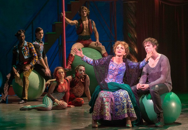 Photo Flash: First Look at Patina Miller, Matthew James Thomas, Charlotte d'Amboise, Andrea Martin, Terrence Mann & More in A.R.T.'s PIPPIN!