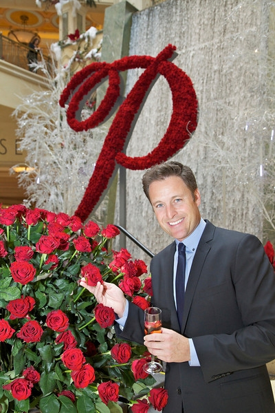 Photo Flash: THE BACHELOR's Chris Harrison Unveils the Palazzo Rose