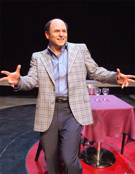 Exclusive InDepth InterView: Jason Alexander Talks Reprise!, LUCKY STIFF, TWO BY TWO, SEINFELD, Sondheim & More