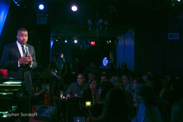 Photo Coverage: Danny Bolero and More in BOYS NIGHT OUT at The Metropolitan Room