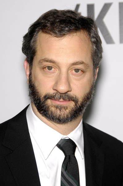 Judd Apatow at Paul Rudd & More at LA Premiere of THIS IS 40