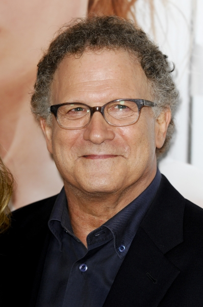 Albert Brooks at Paul Rudd & More at LA Premiere of THIS IS 40