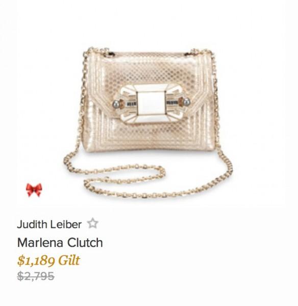 Daily Deal 12/14/12: Judith Leiber