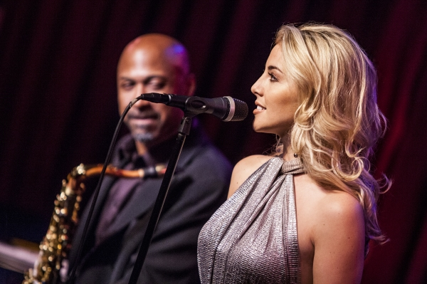 Photo Flash: Morgan James celebrates Album Release!