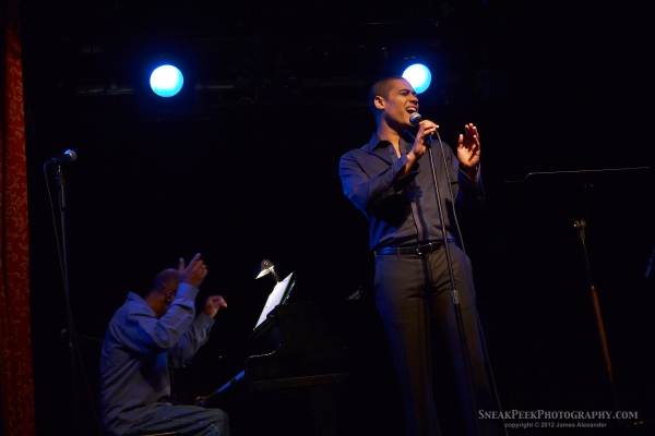 Photo Flash: Shaun Derik, Robert Fowler and More at Lee Summers' Actors Fund Benefit Concert