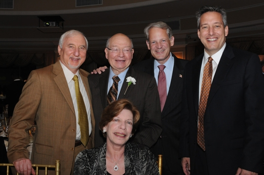 Photo Flash: Russ Tamblyn, KT Sullivan and More at Great Neck Arts Center's 2012 Benefit Gala at Oheka Castle