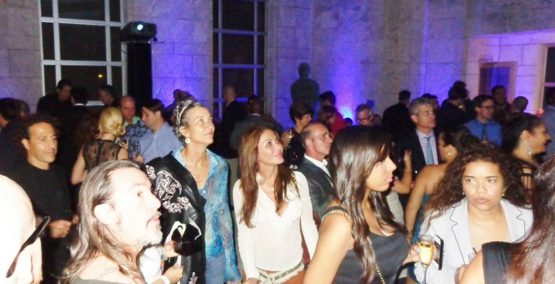 Walter Otero Contemporary Art Hosts Art Basel Party at Bass Museum of Art in Miami Beach