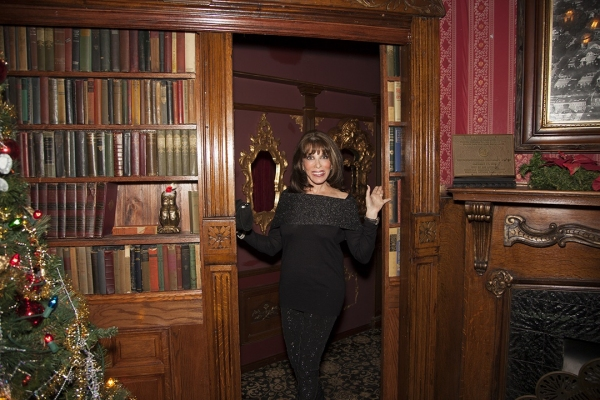 Photo Flash: Famous Fans Gather at Magic Castle to Celebrate Milt Larsen's Book MY MAGICAL JOURNEY