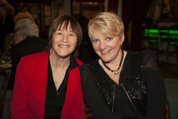 Child stars Geri Jewell and Alison Arngrim