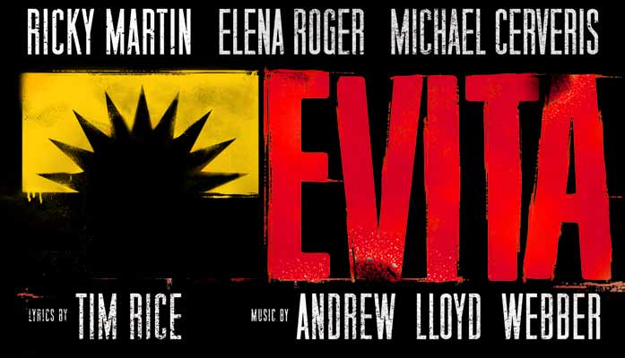 FLASH SPECIAL: Top Ten EVITA Revival Replacements That Never Were