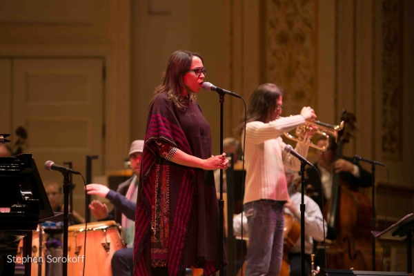 Photo Coverage: The New York Pops Rehearses with Pink Martini for JOY TO THE WORLD Concert