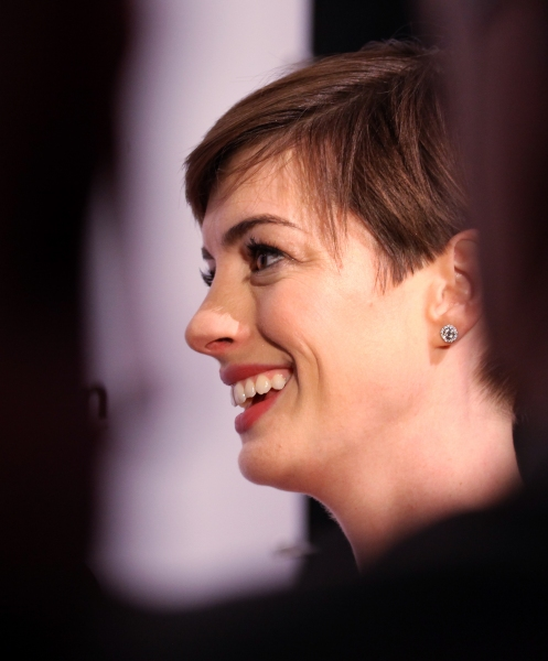 In The Spotlight Series: Anne Hathaway