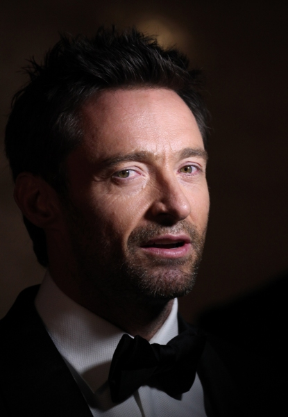 Hugh Jackman at In The Spotlight Series: Hugh Jackman