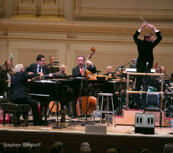 Photo Coverage: The New York Pops and Pink Martini in JOY TO THE WORLD Concert at Carnegie Hall