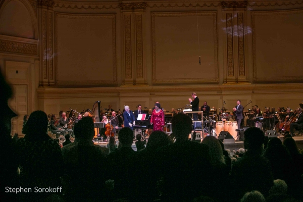 Carnegie Hall at The New York Pops and Pink Martini in JOY TO THE WORLD Concert at Carnegie Hall