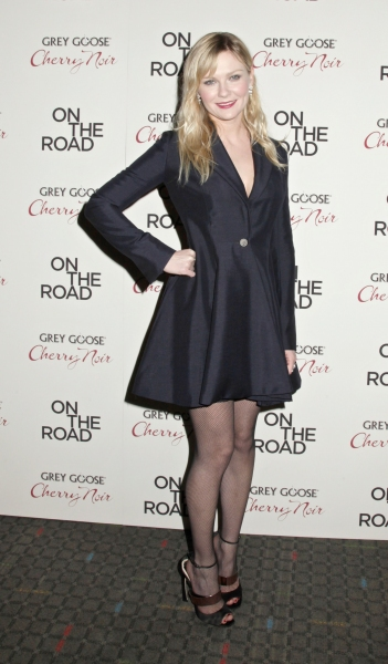 Fashion Photo of the Day 12/15/12 - Kirsten Dunst