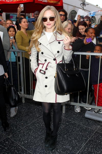 Fashion Photo of the Day 12/16/12 - Amanda Seyfried