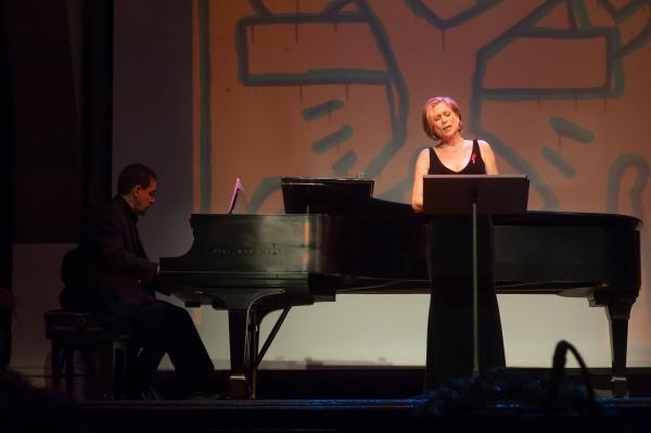 John Musto, Amy Burton Photo