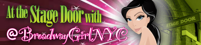 BroadwayGirlNYC - #BroadwayValentine