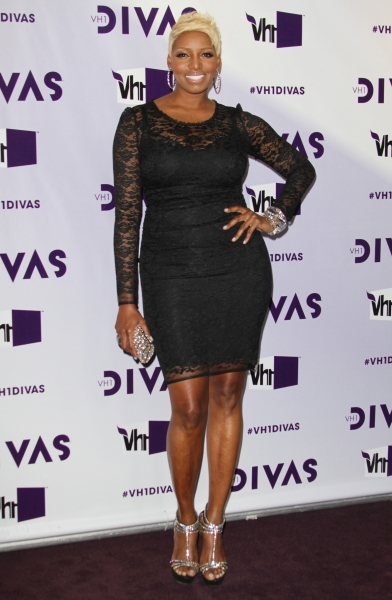 NeNe Leakes at On the Red Carpet at Last Night's VH1 DIVAS