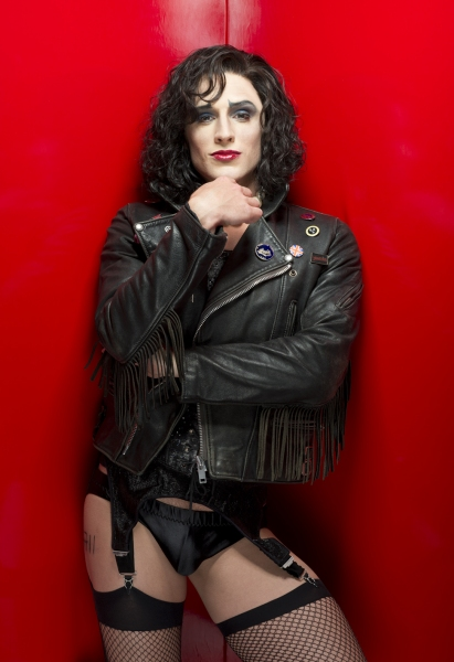 Oliver Thornton as Frank N Furter