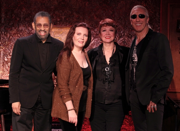 FREEZE FRAME: Maurice Hines, Maureen McGovern, Donna McKechnie & Dee Snider Preview 54 Below Shows!