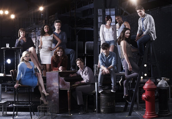 Photo Flash: First Look at SMASH Season 2!