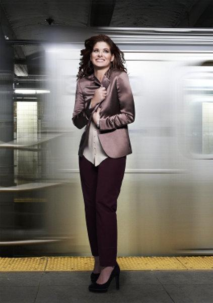 Debra Messing at Expanded First Look at SMASH Season 2!