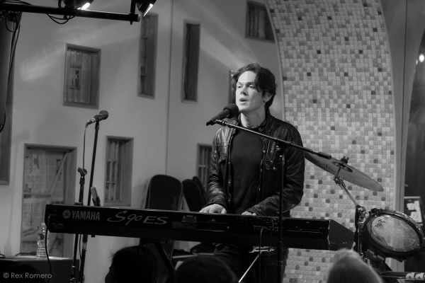 Photo Coverage: MiG Ayesa's Solo Rock Concert in Queens
