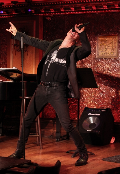 Photo Coverage: Dee Snider Gives 54 Below Preview!