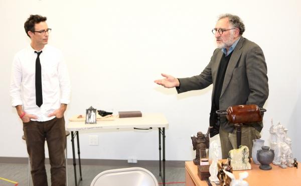 Tom Cavanagh & Judd Hirsch Photo