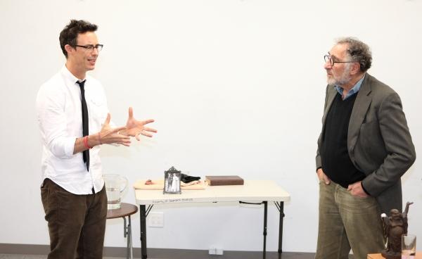 Tom Cavanagh & Judd Hirsch