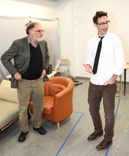 Judd Hirsch & Tom Cavanagh