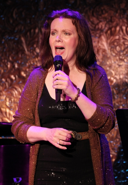 Photo Coverage: Maureen McGovern Gives 54 Below Preview!
